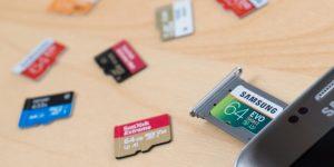 SD Card Tidak Terbaca